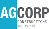 AG Corp Constructions logo